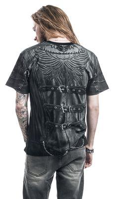 Goth Wrap