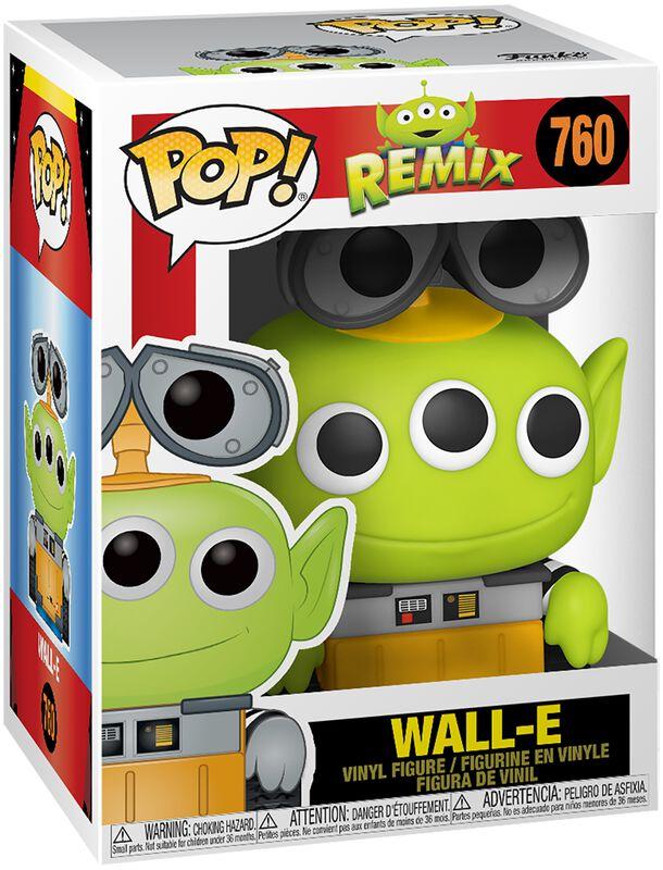 Alien Remix - Wall-E Vinyl Figure 760