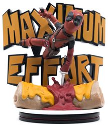Q-Figure Deadpool Maximum Effort (Max Diorama)