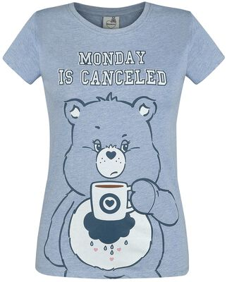 Grumpy Bear - Monday Is Cancelled