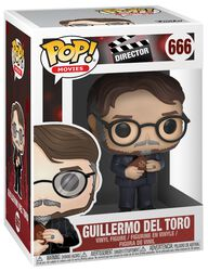 Guillermo DelToro - Vinyl Figure 666