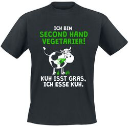 Second Hand Vegetarian!
