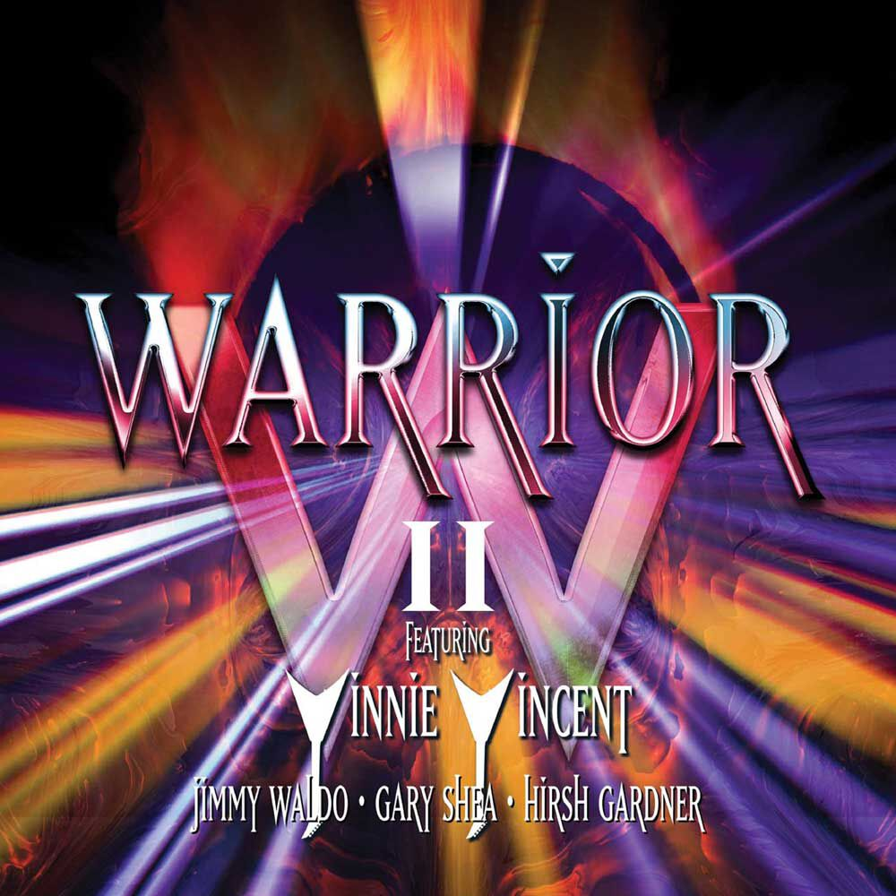 333aec31 Warrior II | Warrior / Vinnie Vincent CD | EMP