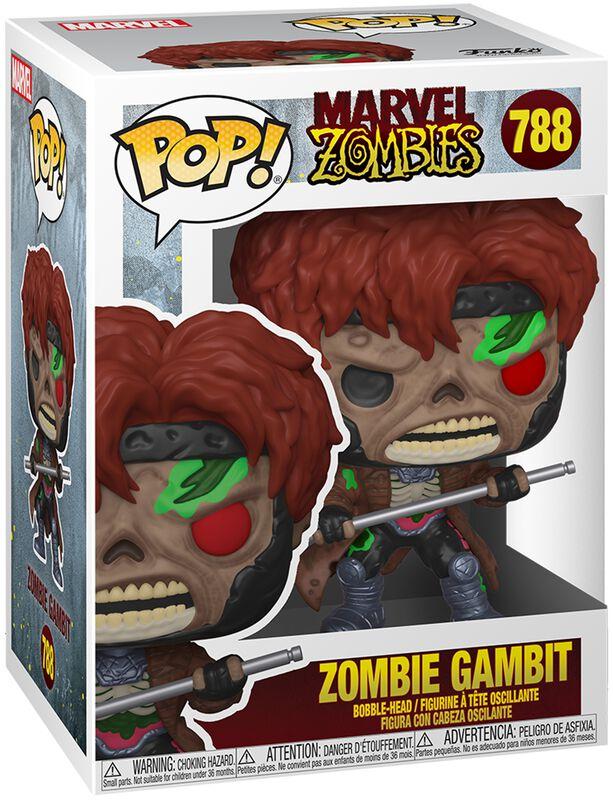 Zombies - Zombie Gambit Vinyl Figure 788