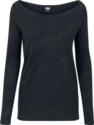 Ladies Raglan Long Sweater