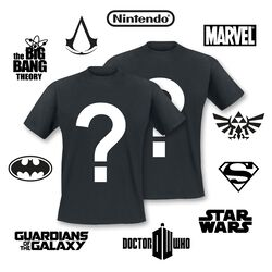 Surprise Bundle Surprise Bundle Fan-Merch Superheroes & Nerds