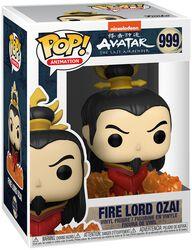 Fire Lord Ozai Vinyl Figure 999
