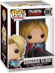 Edward Elric Vinyl Figure 391