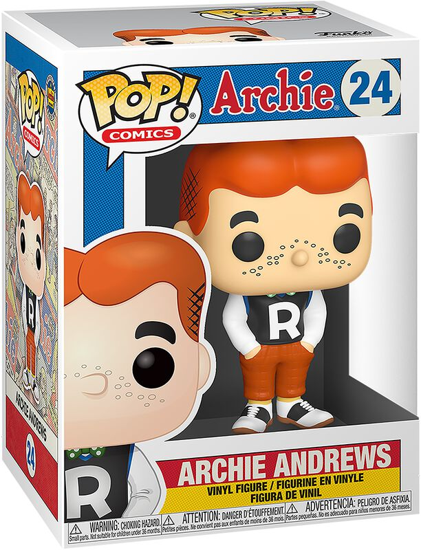 Archie Andrews Vinyl Figure 24