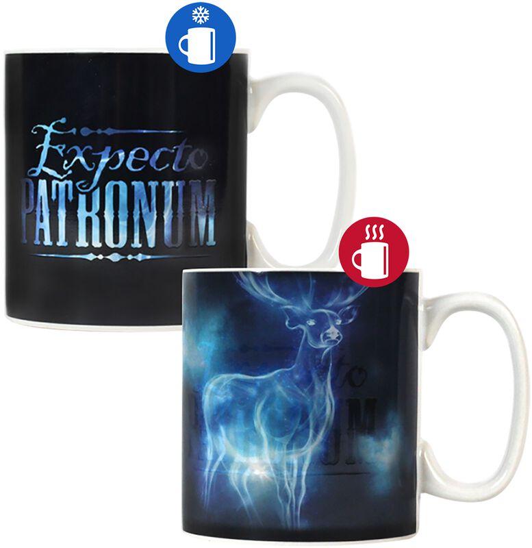 Expecto Patronum - Heat-Change Mug