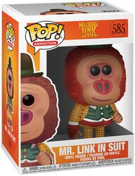 Mr. Link in Suit Vinyl Figure 585