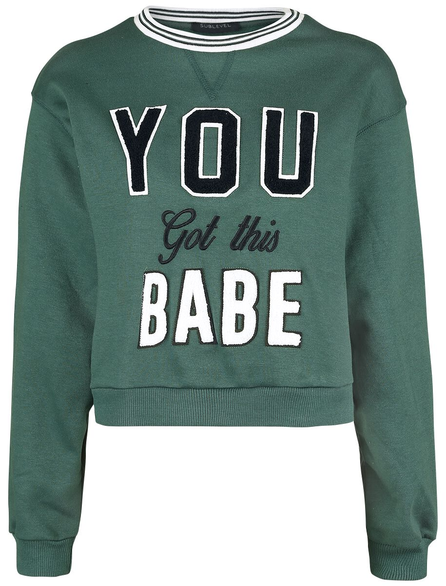 3334ed72babdc6 From Your Hood   Sublevel Sweatshirt   EMP