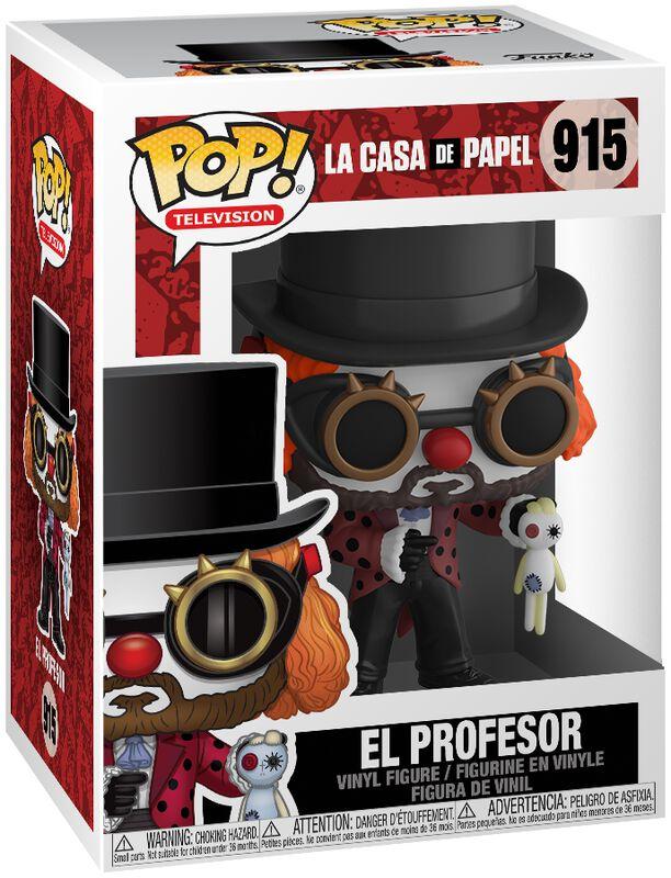 El Profesor Vinyl Figure 915