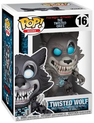 The Twisted Ones - Twisted Wolf Vinyl Figure 16