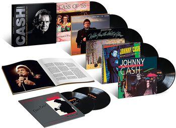 Complete Mercury Albums 1986-1991