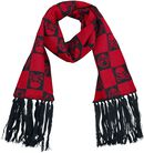 Anarchy Checked Scarf