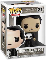 Edgar Allan Poe Edgar Allen Poe Vinyl Figure 21