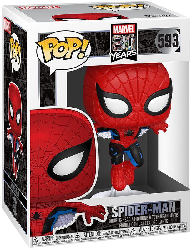 80th - Spider-Man - Vinyl Figure 593