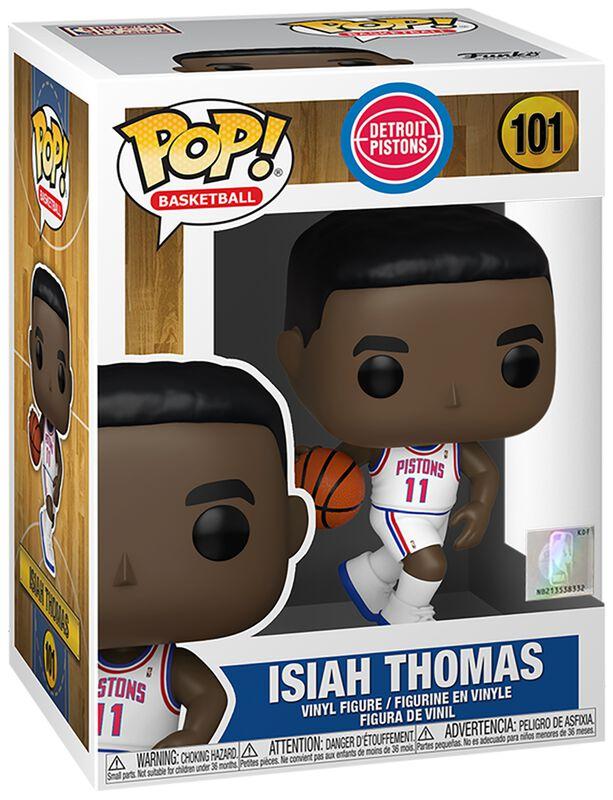 Detroit Pistons - Isiah Thomas (Home Jersey) Vinyl Figure 101