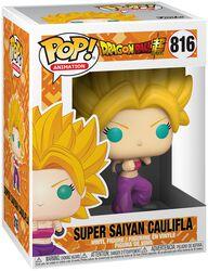 Super - Super Saiyan Caulifla Vinyl Figure 816