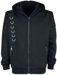Black Venom Zipper