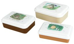 Set of 3 Snack Boxes