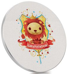 Qi Wireless Charger - Gryffindor