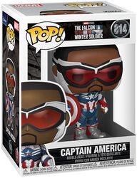 Captain America Vinyl Figure 814