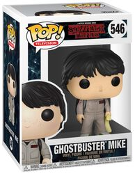 Ghostbuster Mike Vinyl Figure 546