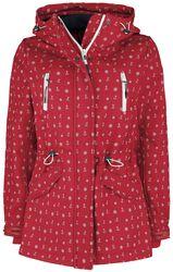 Ladies Softshell Coat