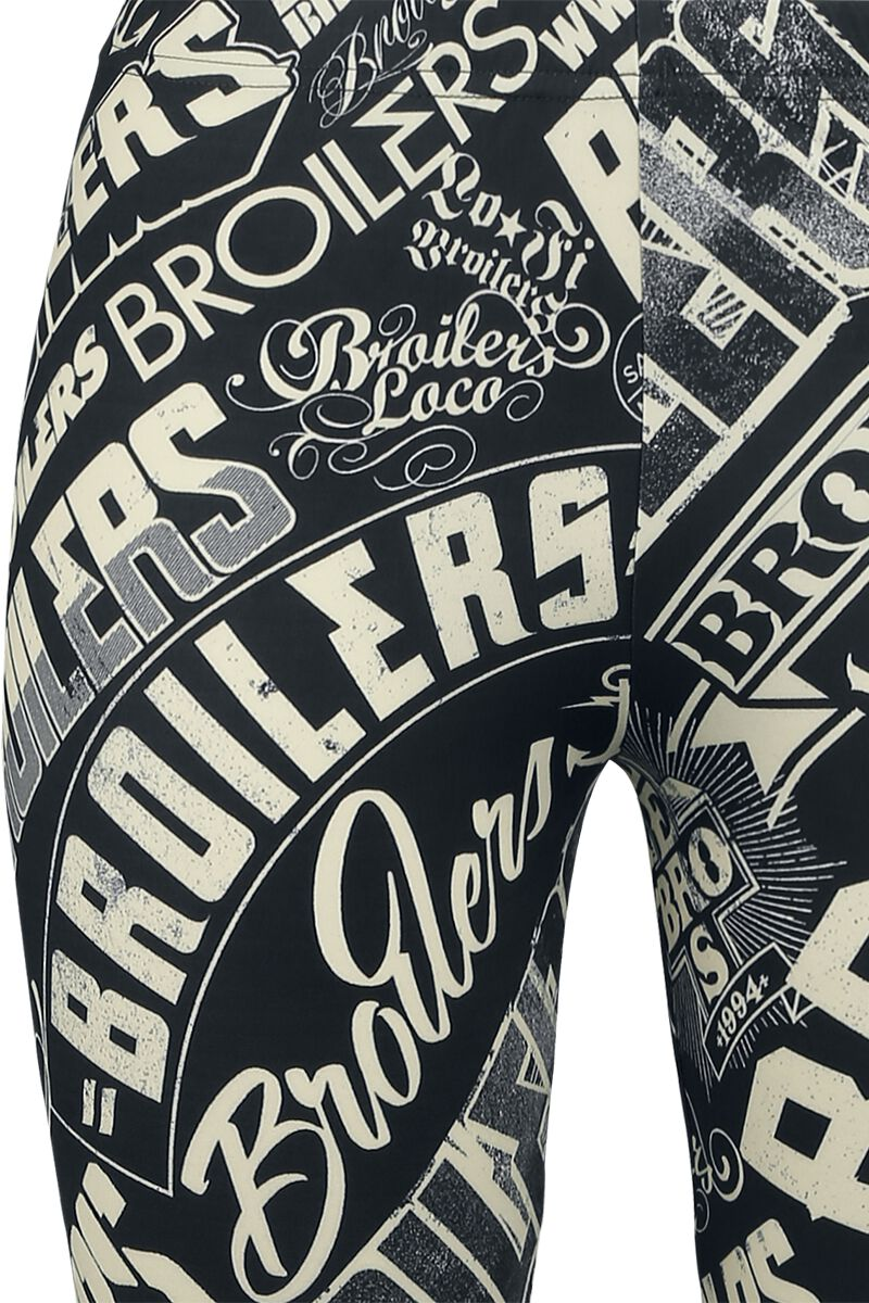 logo broilers leggings