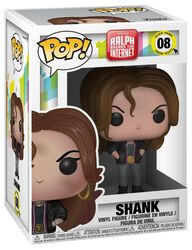2  Ralph Breaks The Internet - Shank Vinyl Figure 08