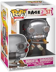 2 - Immortal Shrouded Vinyl Figur 571