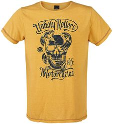 Unholy Rollers Men's Shirt