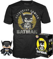 Batman (Sun Faded) POP! & Tee