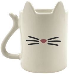 Animal Coffee Mug Cat