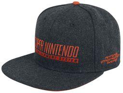 Super Nintendo SNES Logo