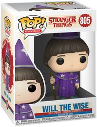 Season 3 - Will The Wise Vinyl Figure 805