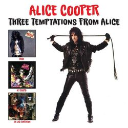 Three temptations from Alice