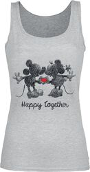 Mickey & Minnie Mouse - Happy Together