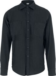 Black Flanell Shirt