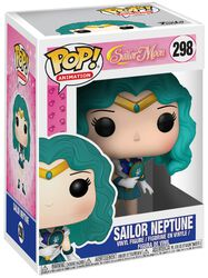 Sailor Neptune Vinyl Figure 298