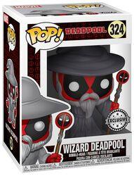 Wizard Deadpool Vinyl Figure 324
