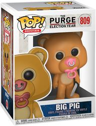 The Purge Election Year - Big Pig Vinyl Figure 809