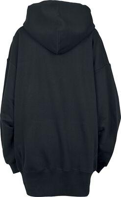 Ladies Long Oversize Hoodie