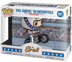 Evel Knievel Evel Knievel (Pop! Rides) Vinyl Figure 101