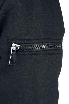 Black Venom Zipper