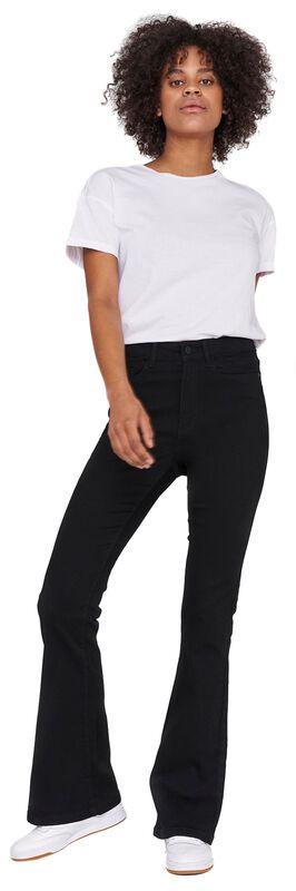 Sallie High Waist Flare Jeans