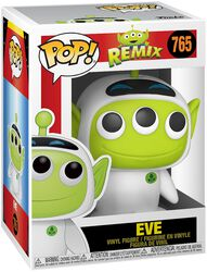 Alien Remix - Eve Vinyl Figure 765