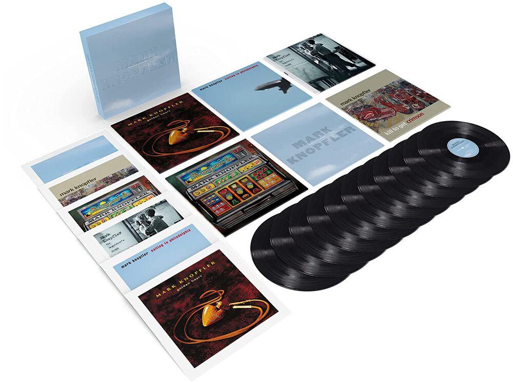 The studio albums 1996 - 2007